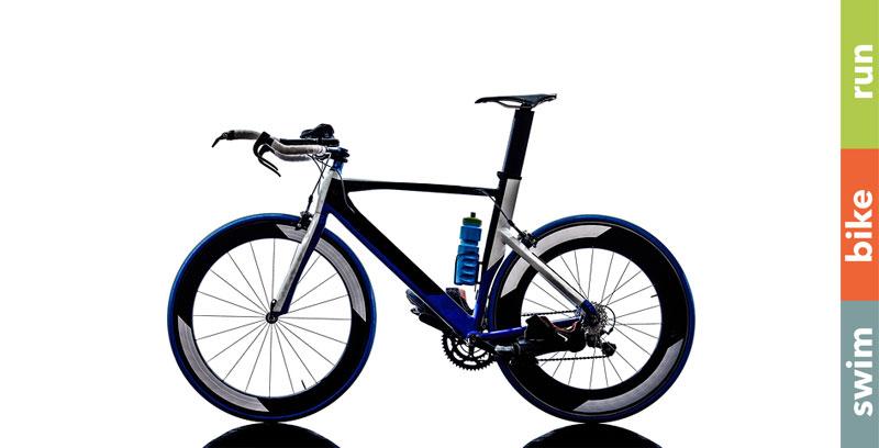 Das Triathlon Rad