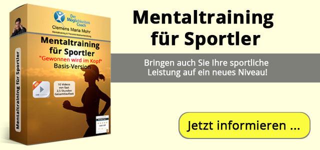 Onlinekurs Mentaltraining