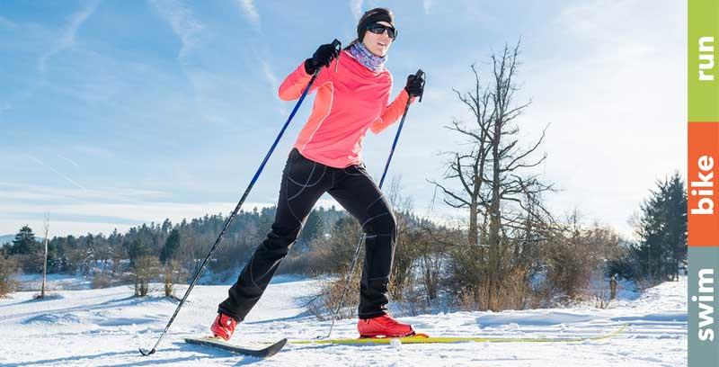 Langlauf-Skating, Ausdauertraining im Winter